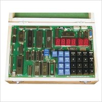 8051 Microcontroller Trainer Kit (LED)