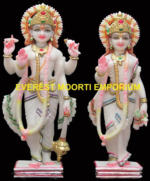 Vishnu Laxmistatues