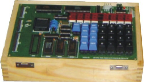 80196 Microprocessor Trainer Kit