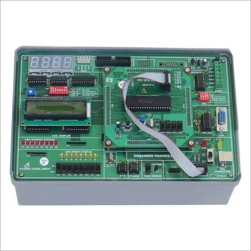 89C51 Embedded Trainer