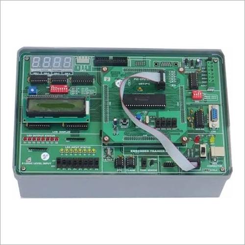 ATMEGA32 AVR Embedded Trainer