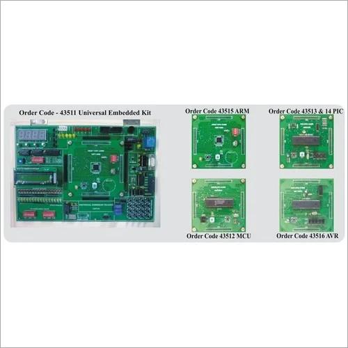 Piggy Back Module for ARM LPC2148 - 43511 - Piggy Back Module for