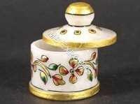 Handmade Marble Trinket Holder