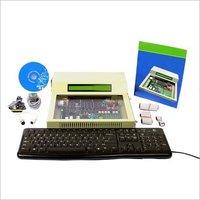 8085 Microprocessor Trainer (LCD)