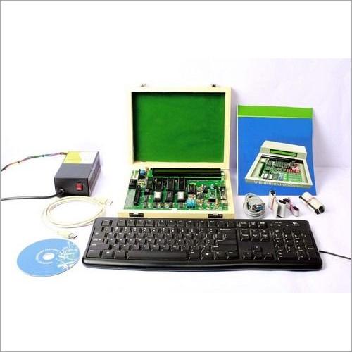 8085 Microprocessor Trainer (LCD, USB)
