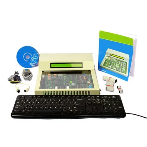 8086 Microprocessor Trainer (LCD)
