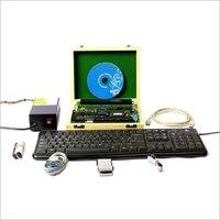 8031/51 Microprocessor Trainer (LCD, USB)