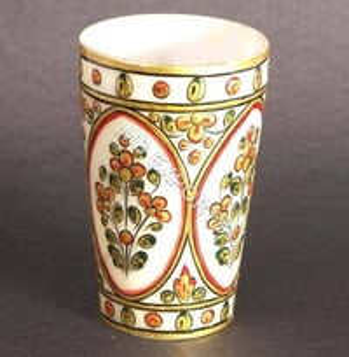 Flower Marble Vase