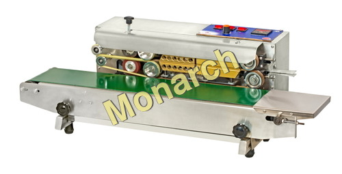 Medical Pouch Packing Machine