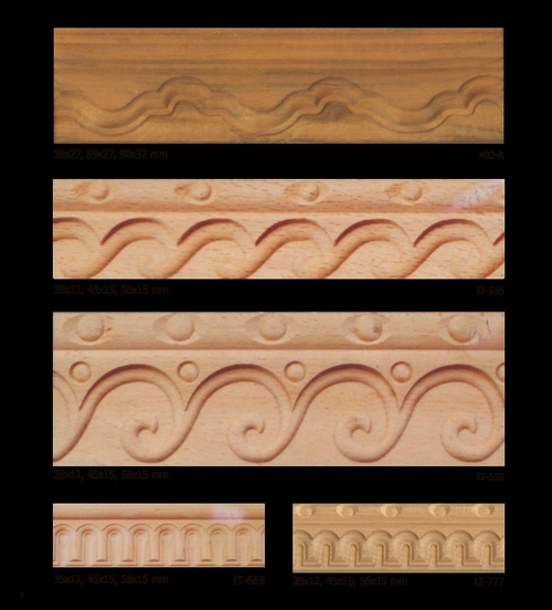 CNC Design & Mouldings
