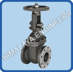 Gate Valve (Bolted Bonnet Design)