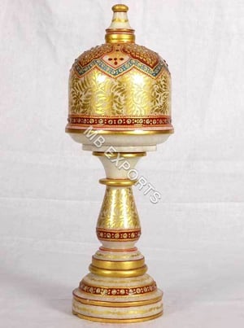 Handmade Marble Lamp