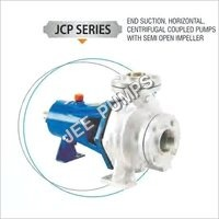 Horizontal Centrifugal Coupled Pumps