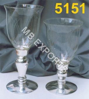 Metal Two Glass