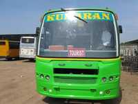 Eicher Mini Bus Body Building