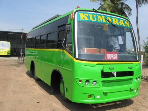 Eicher City Bus