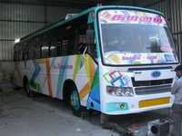 Bus Body Building Company in karur