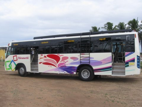 Bus Coaches Manufacturers