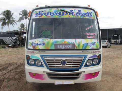 Bus Coaches in Tamilnadu