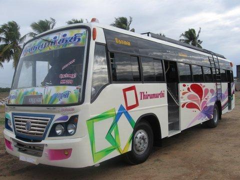Building Bus Coaches