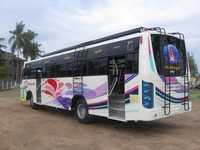Indian Coach Bus New Lanches