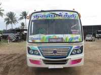 Indian Coach Bus in Karur