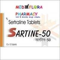 Sartine Sertraline Zoloft