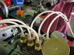 Pressure Fuel Pipes