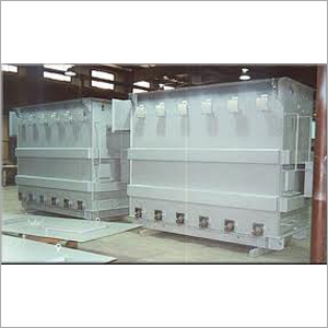 Fabrication Services Transformers Tank