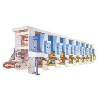 Rotogravure Printing Machine Dryers
