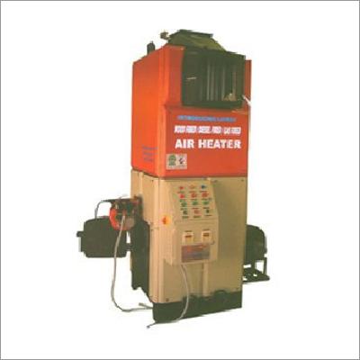 Triple Pass Air Heater