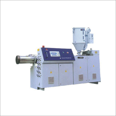 Plastic Pipe Extrusion Machinery