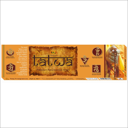 Tatwa (Premium  Flora Incense Sticks)
