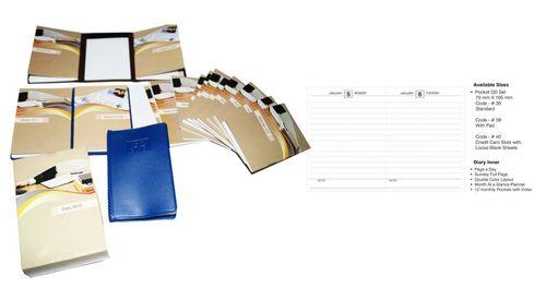 Pocket CD Diaries