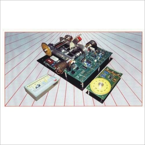 PC Based Analog & Digital Motor Control Trainer