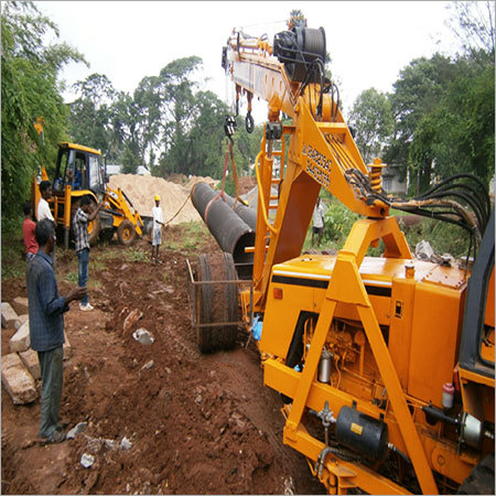 Pipe Line Installation