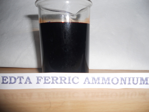 Ferric Ammonium DTPA Solution