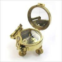 Nautical Brass Marine Brunton Compass