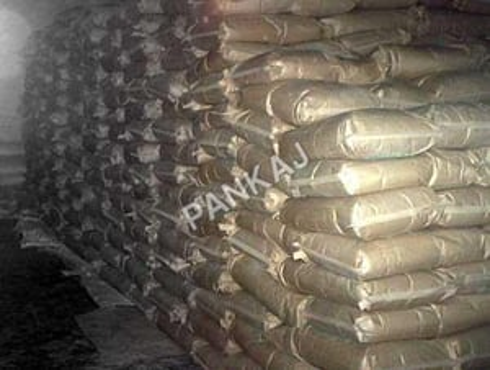Storage of Guar Gum