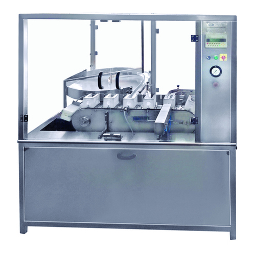 Bottle Cleaning Machines