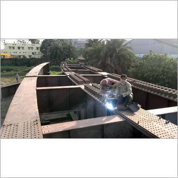 Rail & Road Over Bridge