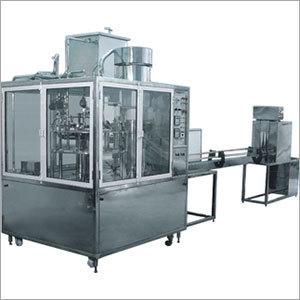 Bottle Rinsing Filling Machine