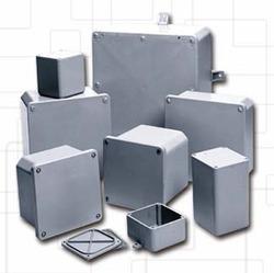 PVC / Plastic Enclosures (Junction Boxes)