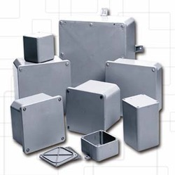 Plastic Enclosure Junction Box