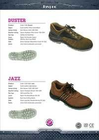 Safety Shoes with  PU Sole
