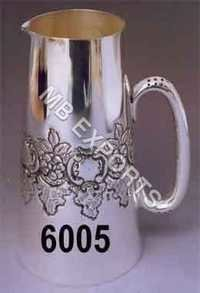 metal jug on design