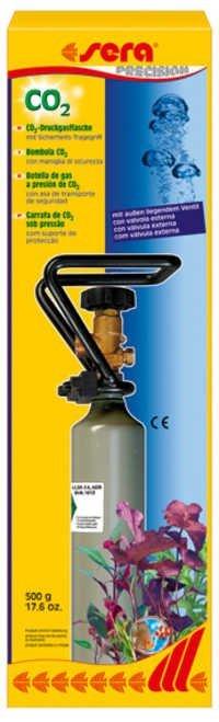 Sera Co2 pressure gas bottle