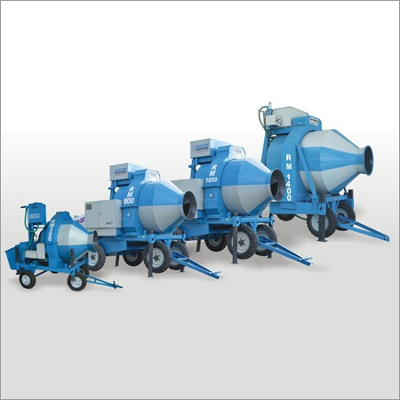 Reversible Mixer