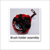 Brush Holder Assembly