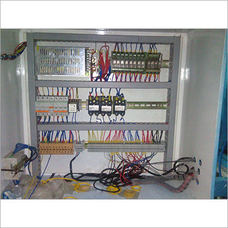 Machinery Control Panel